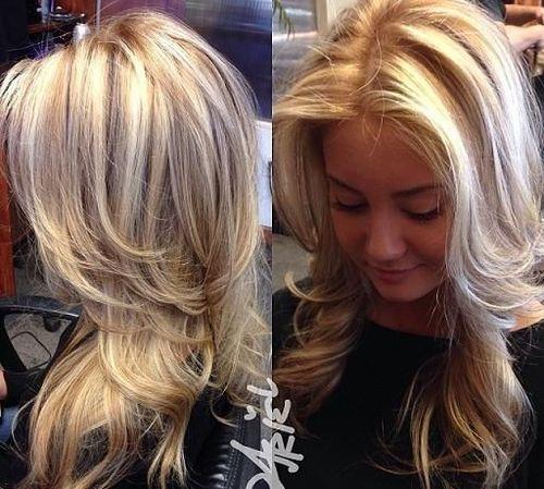 Choppy-Layers-haircut-for-long-hair