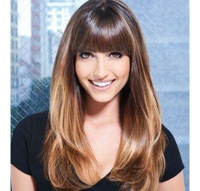 Arched-bangs-haircut-for-long-hair