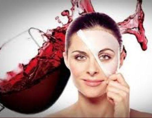 Wine-facial