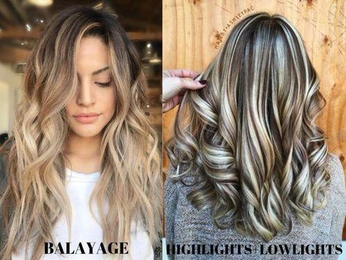 Balayage-vs-highlights