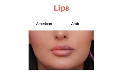 American-Vs-Arab-Makeup-Lips