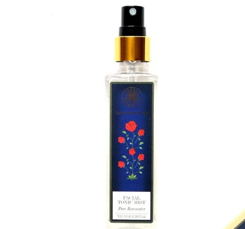 Forest Essentials Facial Tonic Mist- Pure Rosewater