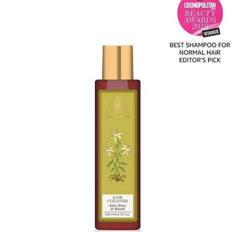 Forest Essentials Hair Cleanser- Amla, Honey and Mulethi