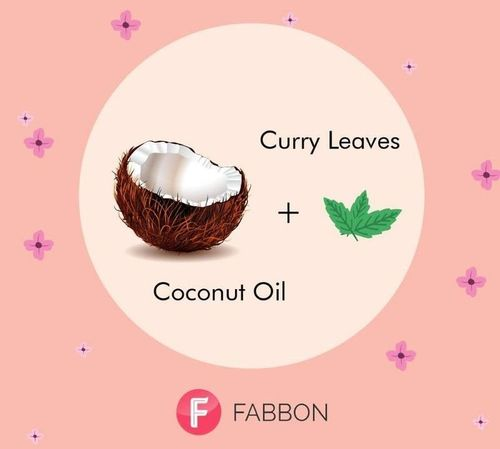 Coconut_Oil_And_Curry_Leaves