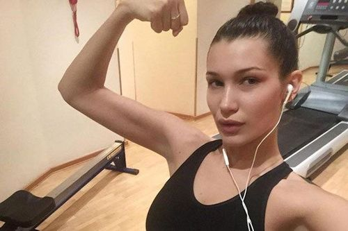 bella-hadid-workout-