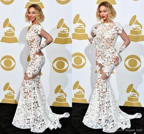 Beyonce-Red-carpet-