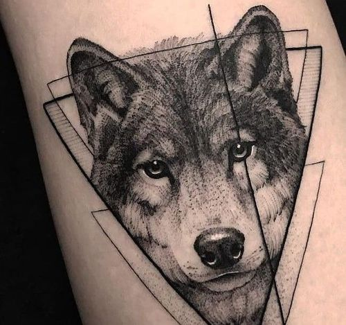 Dog-tattoo-for-women