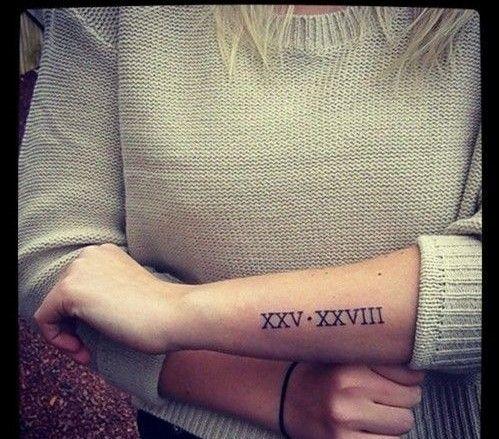 Dates-tattoo-design-for-women