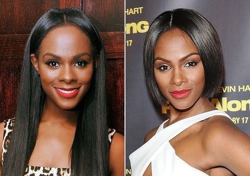 Tika Sumpter Nose Job