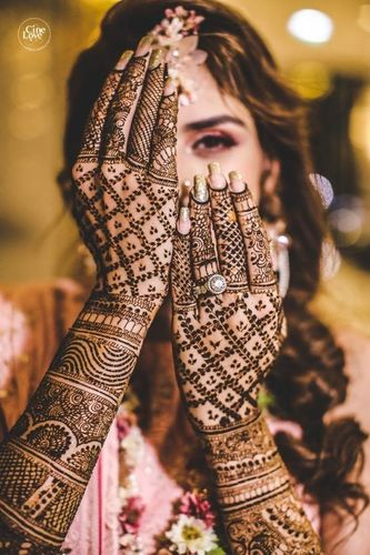 51 Most Popular Bridal Mehndi Designs For 2019 Fabbon