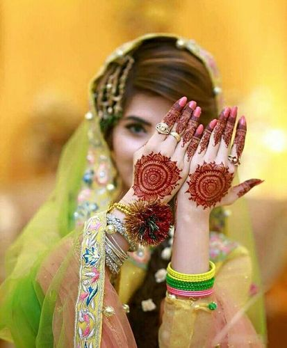 Henna Wedding Mehndi Designs
