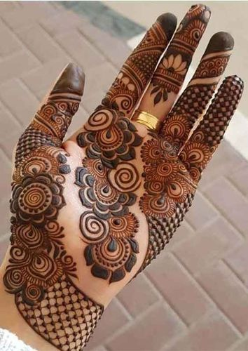 Khafif-mehandi-design