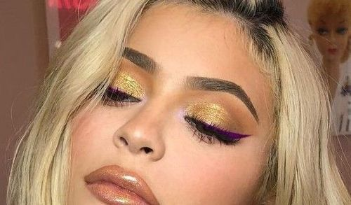 kylie-jenner-makeup-eyeliner