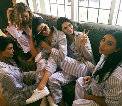 Kylie-sisters