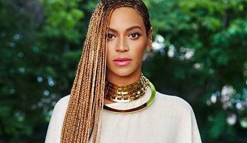 Beyonce cornrow hairstyle
