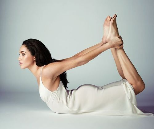 Meghan-Markle-Yoga