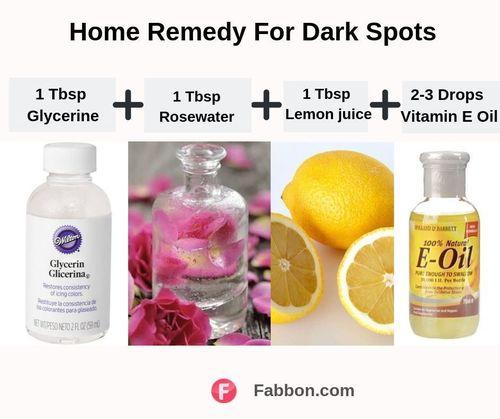 Dark spots remedy-5