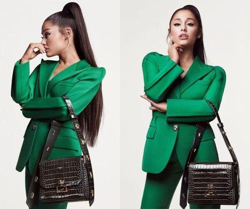 Ariana-grande-givenchy-green