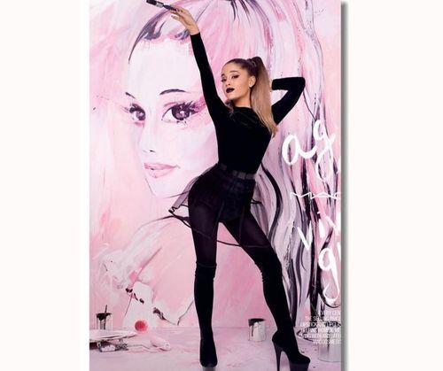 Ariana-grande-black-outfit-designer