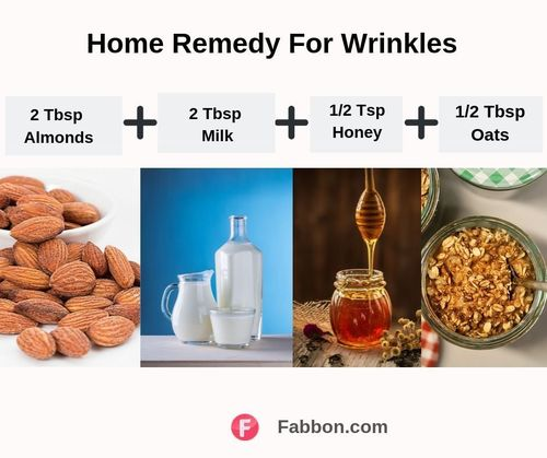 Wrinkles home remedy (4)