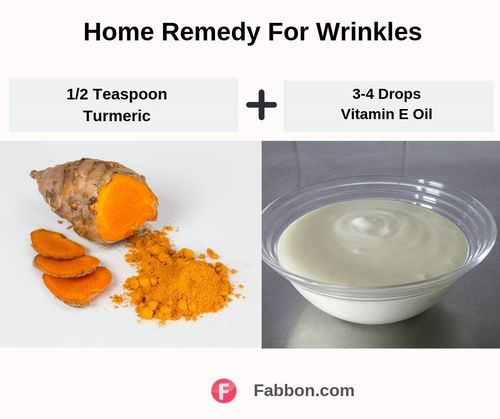 Home remedy for wrinkles (5)
