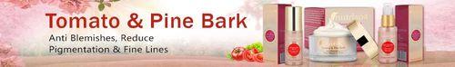 tomato and pine bark
