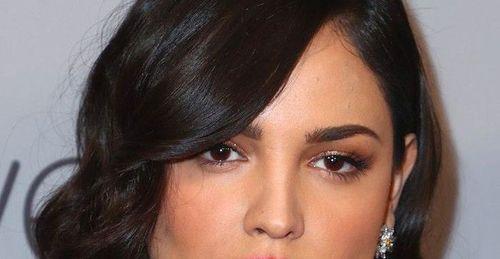Eyebrows for diamond face