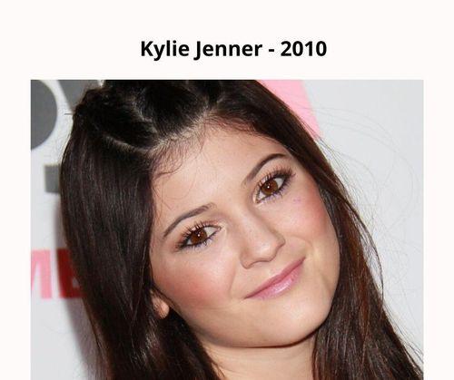 Kylie jenner 2010