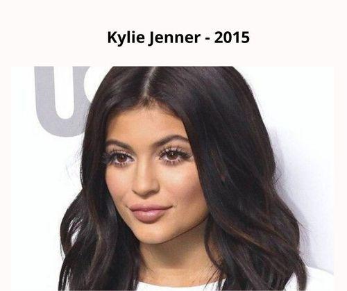 Kylie jenner 2015