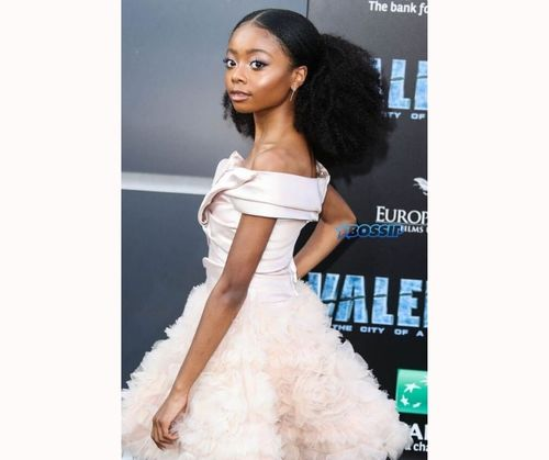 Skai Jackson Hairstyles For Black Women