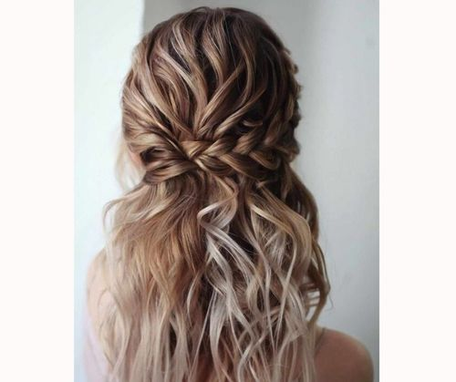 Braided With Waves