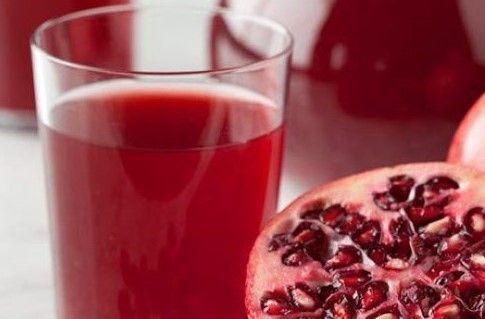 6 Pomegranate Juice