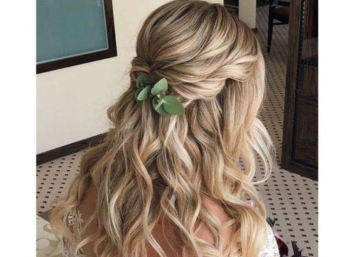 55 Beautiful wedding hairstyle