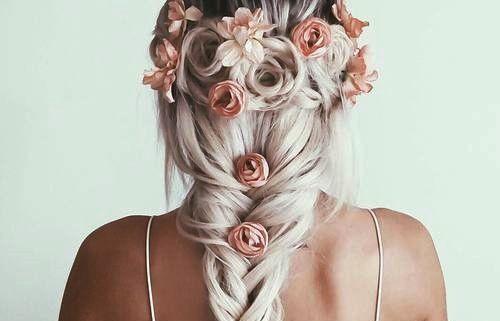 54 The rosy braid
