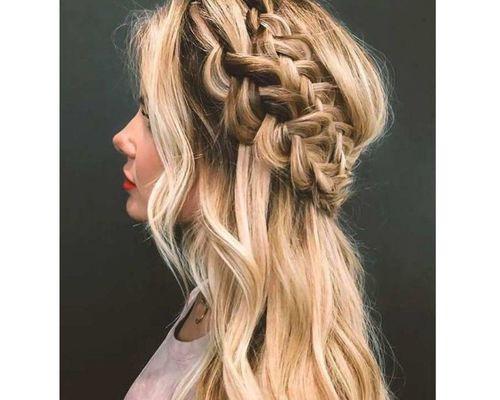 31 stylish crown braids