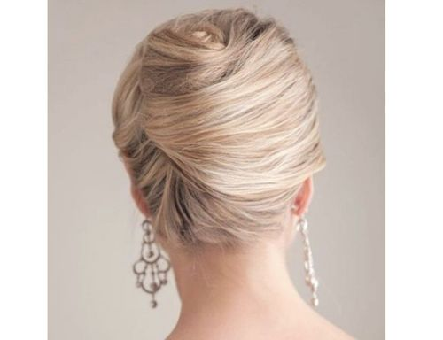 17 Classic French twist