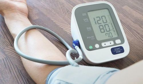 High blood pressure readings