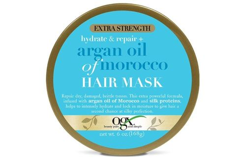 5 OGX hair mask