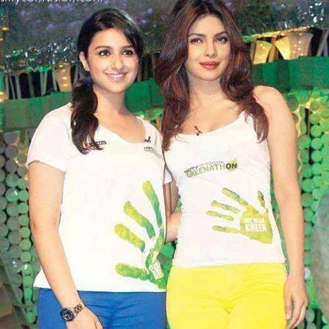 parineeti with priyanka