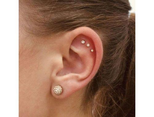 13 Flat ear