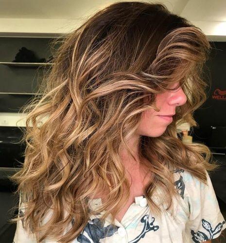 50 Long Layered Hair with Bangs Ideas - Hair Adviser