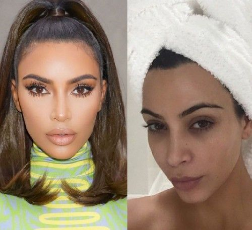 10 Kim Kardashian