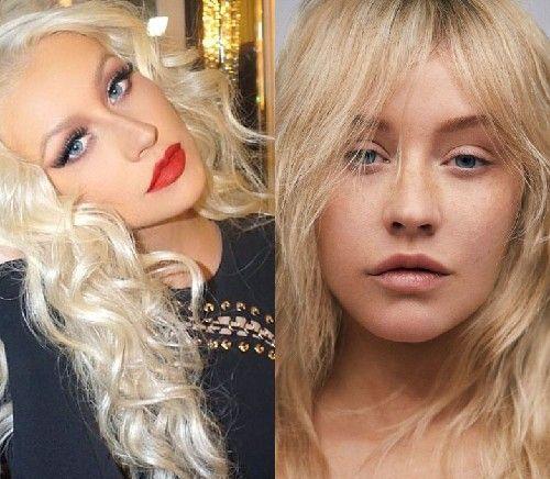 27 Christina Aguilera