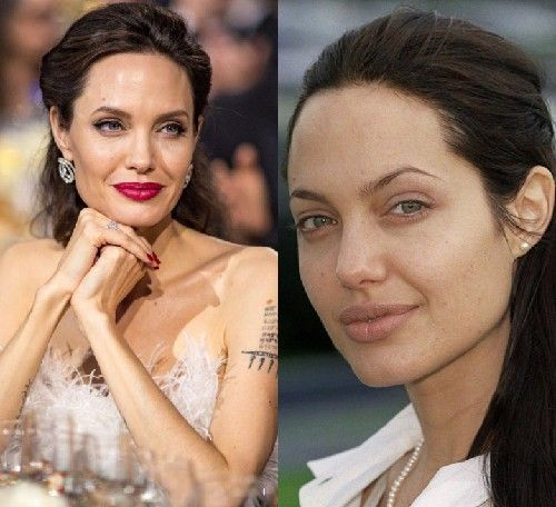 29 Angelina Jolie