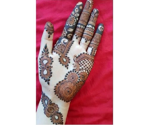 51 Best Front Hand Mehndi Designs,Egyptian All Seeing Eye Tattoo Designs
