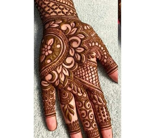 front side mehndi design 2020 latest images simple and easy full hand