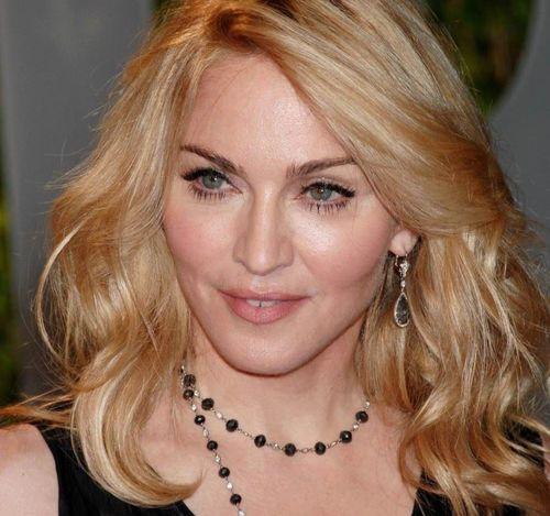 1 Madonna skincare