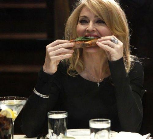 13 Madonna diet