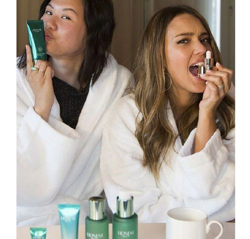 4 Jessica Alba beauty products